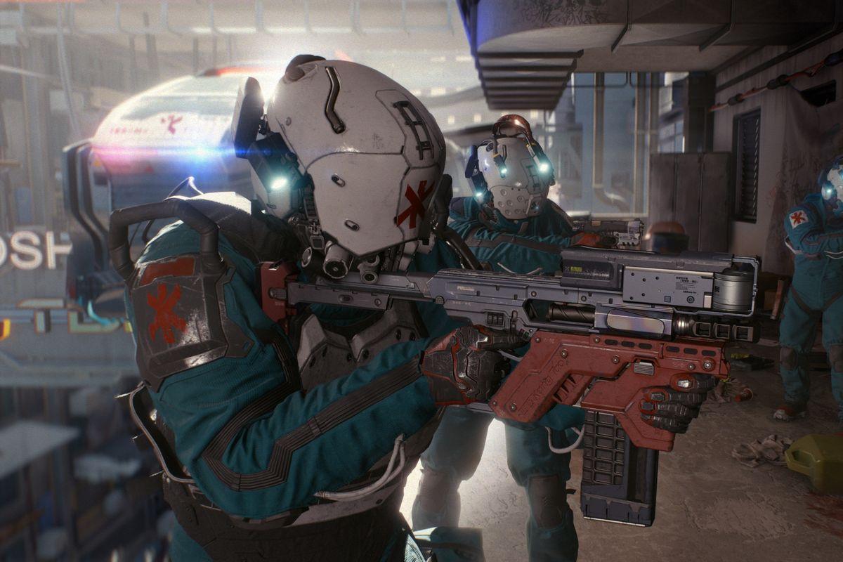 خرید بازی سایبرپانک Cyberpunk 2077   ریلودگیم