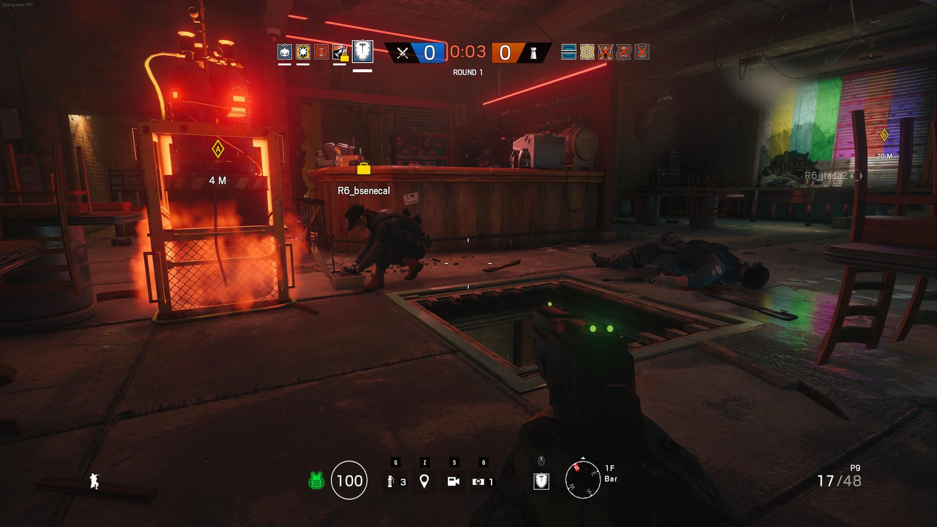 بازی Rainbow Six Siege | ریلود گیم
