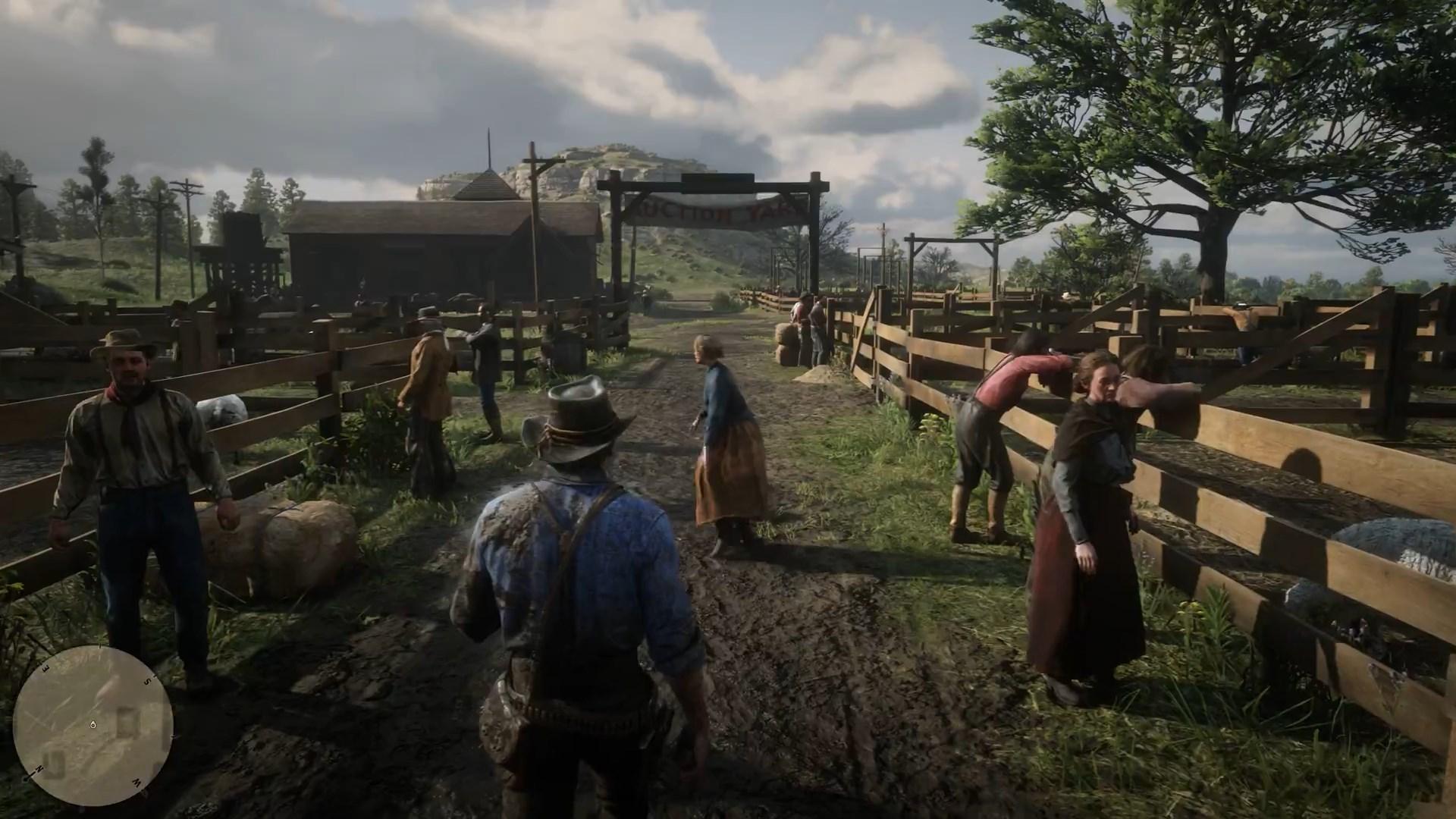 خرید بازی red dead redemption 2 | ریلود گیم