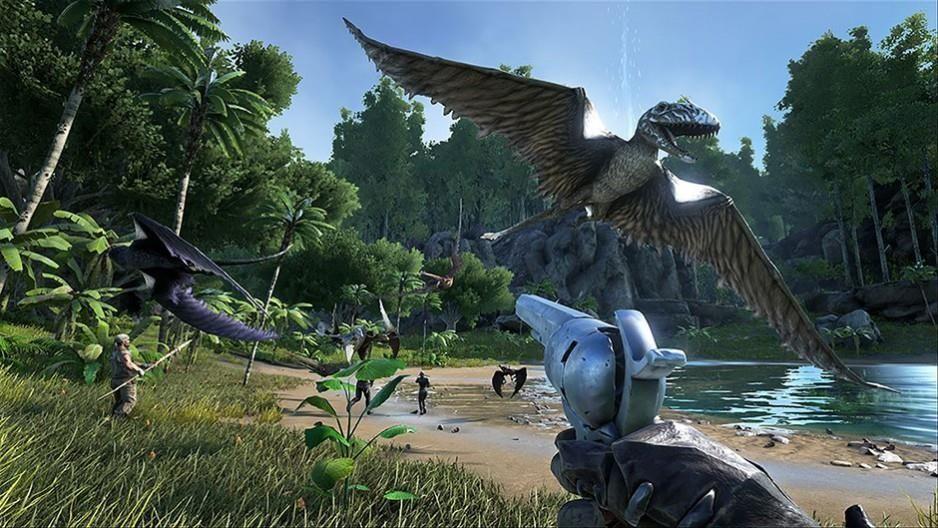 بازی ARK: Survival Evolved   ریلود گیم