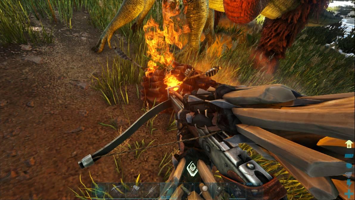 سی دی کی بازی ARK: Survival Evolved   ریلود گیم