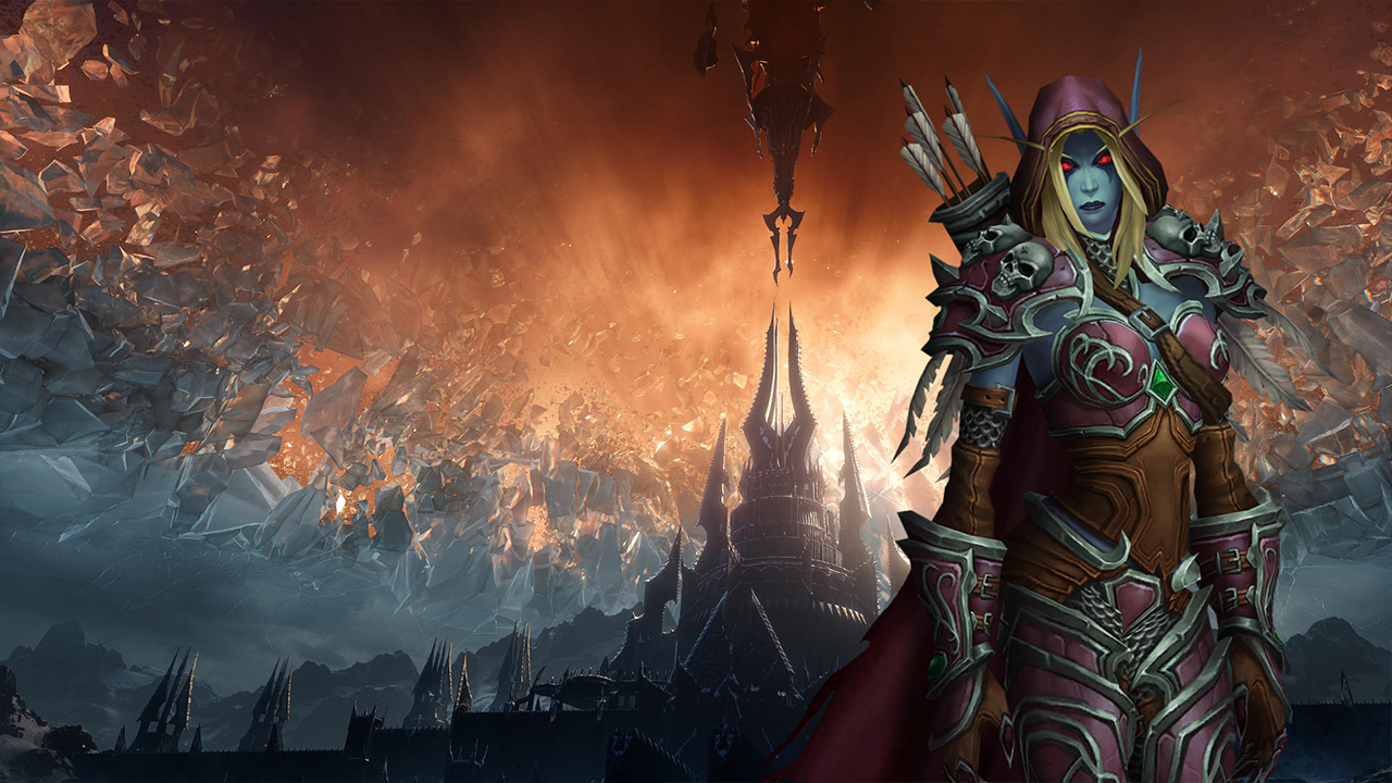 خرید بازی World of Warcraft Shadowlands | ریلود گیم