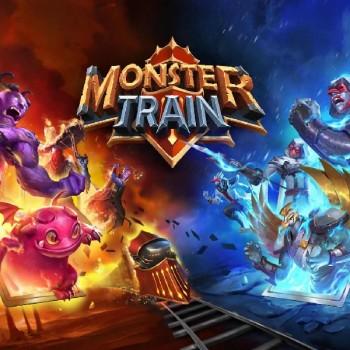 خرید بازی Monster Train استیم | ریلود گیم