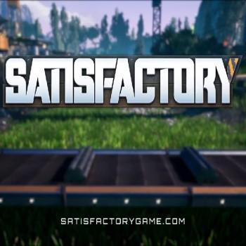 خرید بازی Satisfactory استیم | ریلود گیم