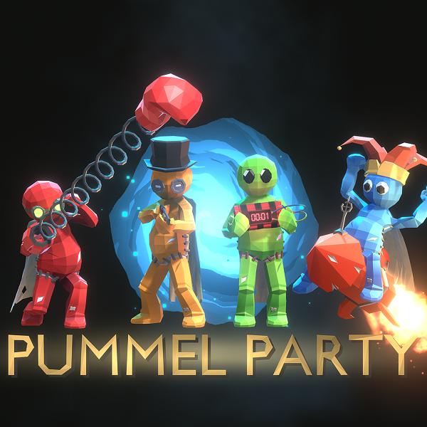 خرید بازی Pummel Party استیم   فروشگاه ریلود گیم