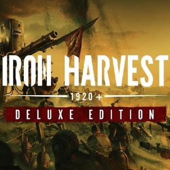 خرید بازی Iron Harvest استیم | فروشگاه ریلود گیم