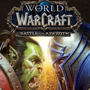 خرید بازی World of Warcraft Battle For Azeroth | فروشگاه ریلود گیم