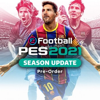 خرید بازی eFootball PES 2021 SEASON UPDATE استیم | فروشگاه ریلود گیم