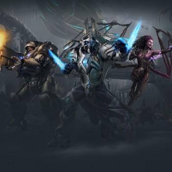 خرید بازی بازی StarCraft II: Campaign Collection بتل نت | فروشگاه ریلود گیم