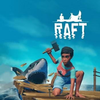 خرید بازی Raft استیم | فروشگاه ریلود گیم