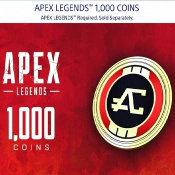 خرید Apex Coins – Apex Legends | پول داخل بازی بازی ایپک لجندز | فروشگاه ریلود گیم
