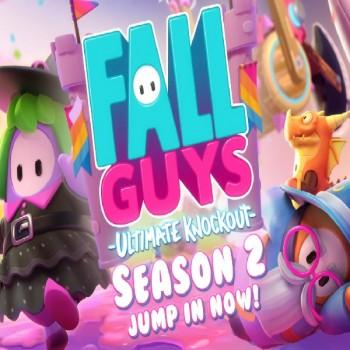 خرید بازی Fall Guys فال گایز استیم | فروشگاه ریلود گیم