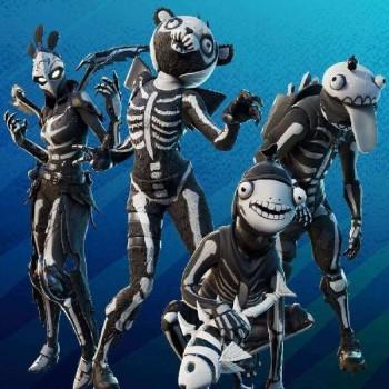 خرید fortnite Skull Squad Pack بازی فورتنایت   فروشگاه ریلود گیم