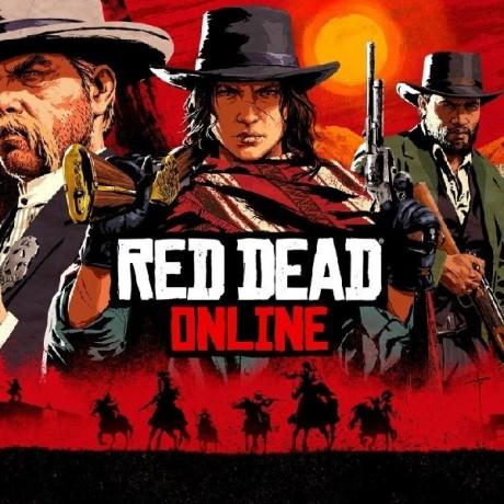 بازی RED DEAD ONLINE   رد دد آنلاین