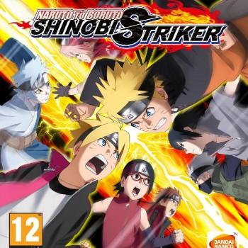 خرید بازی NARUTO TO BORUTO: SHINOBI STRIKER استیم | فروشگاه ریلود گیم