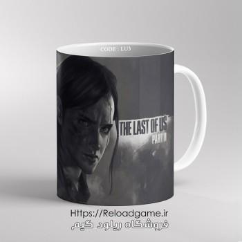 خرید ماگ طرح بازی The Last of Us 2   کد LU3 فروشگاه ریلود گیم