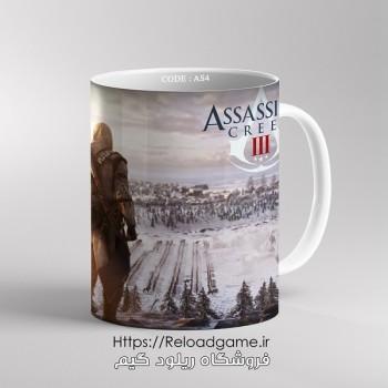 خرید ماگ طرح بازی Assassins Creed اساسین کرید | کد AS4 فروشگاه ریلود گیم