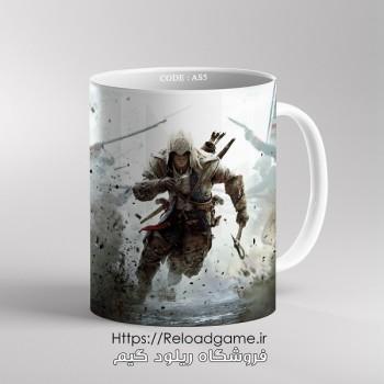 خرید ماگ طرح بازی Assassins Creed اساسین کرید | کد AS5 فروشگاه ریلود گیم