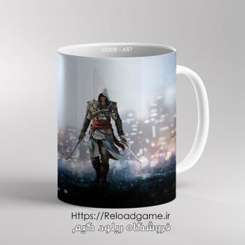 خرید ماگ طرح بازی Assassins Creed اساسین کرید | کد AS7 فروشگاه ریلود گیم