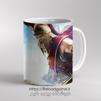 خرید ماگ طرح بازی Assassins Creed اساسین کرید | کد AS8 فروشگاه ریلود گیم