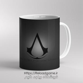 خرید ماگ طرح بازی Assassins Creed اساسین کرید | کد AS12 فروشگاه ریلود گیم