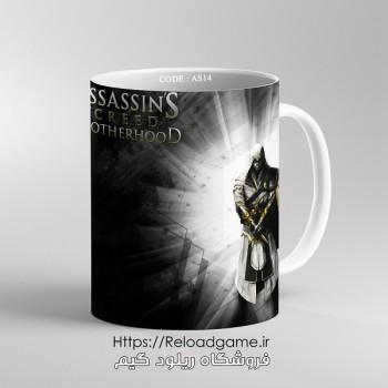 خرید ماگ طرح بازی Assassins Creed اساسین کرید | کد AS14 فروشگاه ریلود گیم