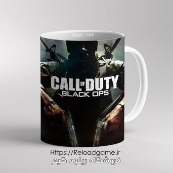 خرید ماگ طرح بازی کال آف دیوتی Call of Duty | کد CD2 فروشگاه ریلود گیم