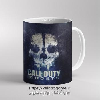 خرید ماگ طرح بازی Call of Duty کال آف دیوتی | کد CD11 فروشگاه ریلود گیم