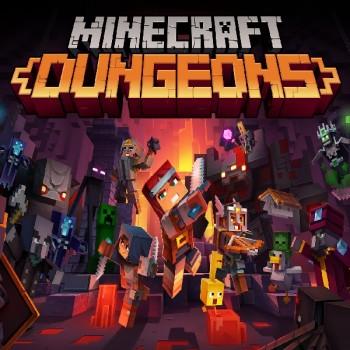 خرید بازی ماینکرفت دانجنز | Minecraft Dungeons فروشگاه ریلود گیم
