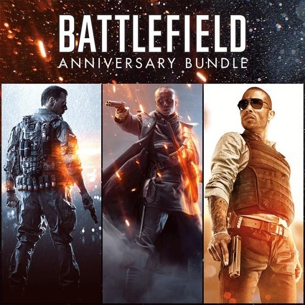 خرید باندل بازی بتلفیلد Battlefield Bundle استیم - فروشگاه ریلود گیم