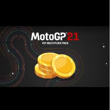 خرید MotoGP™21 - VIP Multiplier Pack استیم | فروشگاه ریلود گیم