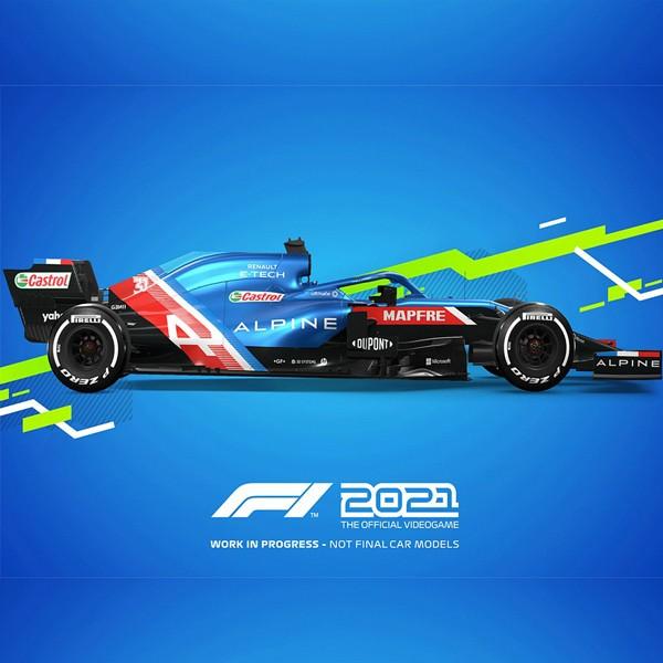خرید بازی F1 2021 فرمول 1 2021 استیم   فروشگاه ریلود گیم