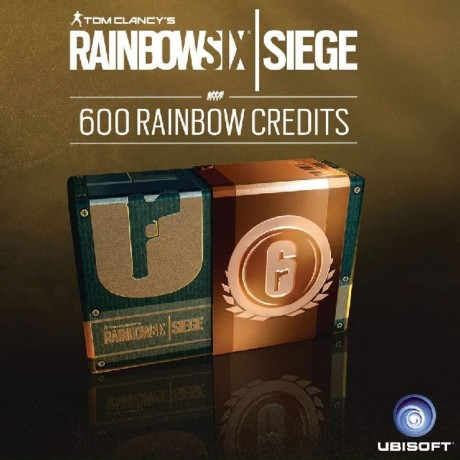 کردیت رینبو | Rainbow Six Siege Credit