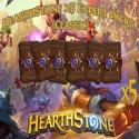 خرید پک EXPERT PACK CARD بازی HEARTHSTONE فروشگاه ریلود گیم