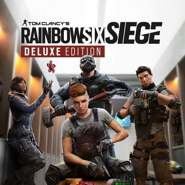 خرید بازی Rainbow Six Siege استیم دیلاکس ادیشن فروشگاه ریلود گیم