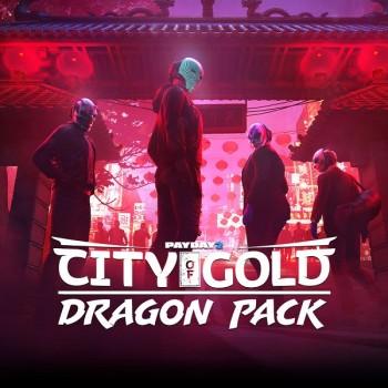 خرید بازی PAYDAY 2: Dragon Heist Bundle