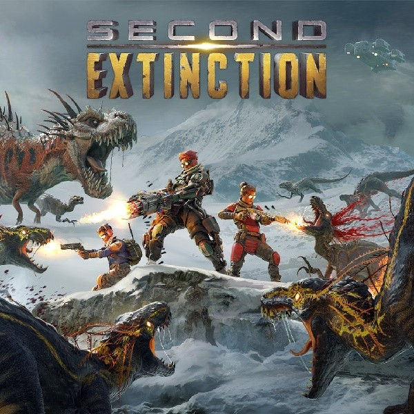 خرید بازی Second Extinction استیم فروشگاه ریلود گیم