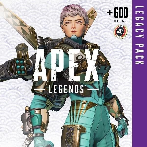 خرید باندل Legacy Pack بازی ایپکس لجندز | بازی Apex Legends ریلود گیم