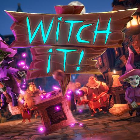 بازی Witch It