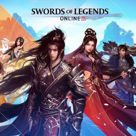 بازی Swords of Legends Online