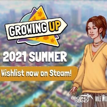 خرید بازی Growing Up استیم | فروشگاه ریلود گیم