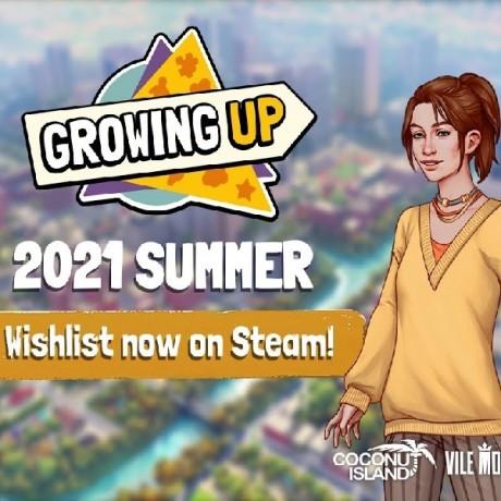 بازی Growing Up