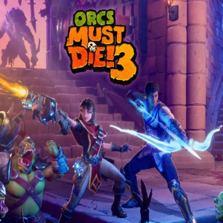 بازی Orcs Must Die! 3