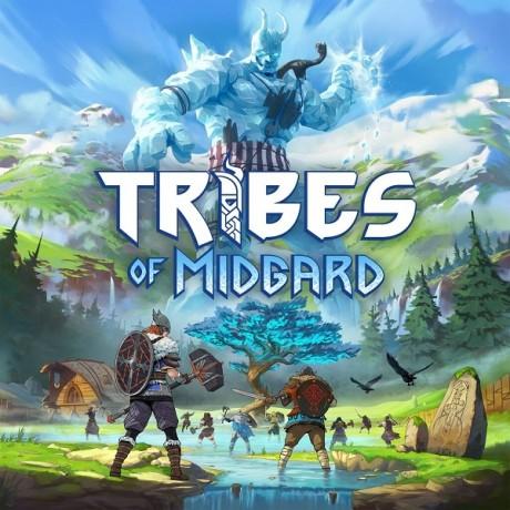 بازی Tribes of Midgard