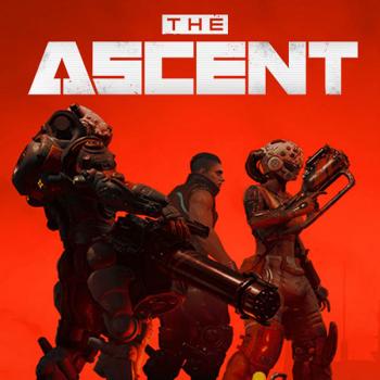 خرید بازی The Ascent استیم | فروشگاه ریلود گیم