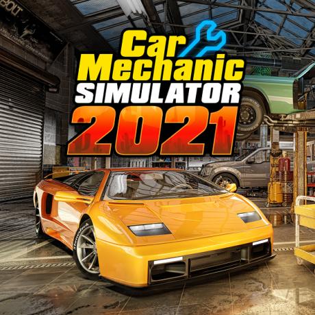 بازی Car Mechanic Simulator 2021
