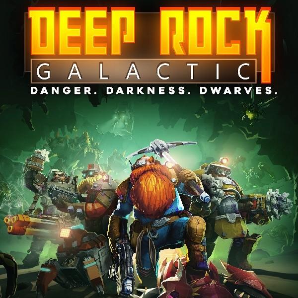 خرید بازی Deep Rock Galactic استیم از فروشگاه ریلود گیم