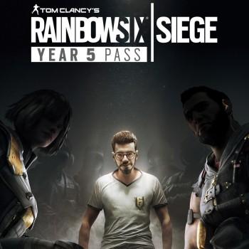 خرید سیزن پس Year 5 Pass بازی Rainbow Six Siege | فروشگاه ریلود گیم