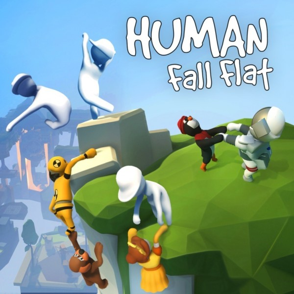 خرید بازی Human Fall Flat | ریلود گیم