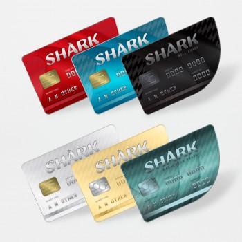 خرید Shark Cash Cards GTA V استیم | فروشگاه ریلود گیم